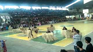 Kiriwkiw Dance Group (ethnic Dance Sohten at BAnga, Aklan)intercampus