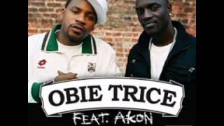 Obie trice & Akon Snitch HD (Explicit)
