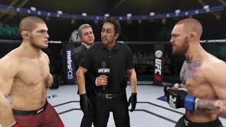 UFC Events Simulations