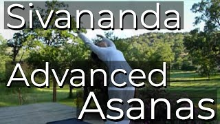 Advanced Sivananda Asana Class | Sivananda Ashram Yoga Farm in California