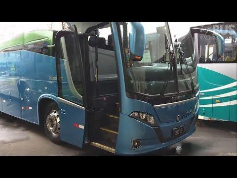 Lat.Bus & Transpúblico 2018 - Busscar Vissta Buss 360 e DD