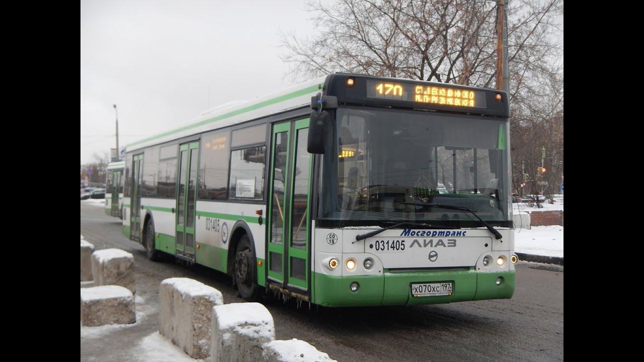 автобус 170 маршрут москва Флокс Попурри Пурпл