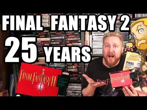 FINAL FANTASY 2 (SNES) 25 Year Anniversary - Happy Console Gamer
