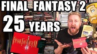 FINAL FANTASY 2 (SNES) 25 Year Anniversary - Happy Console Gamer
