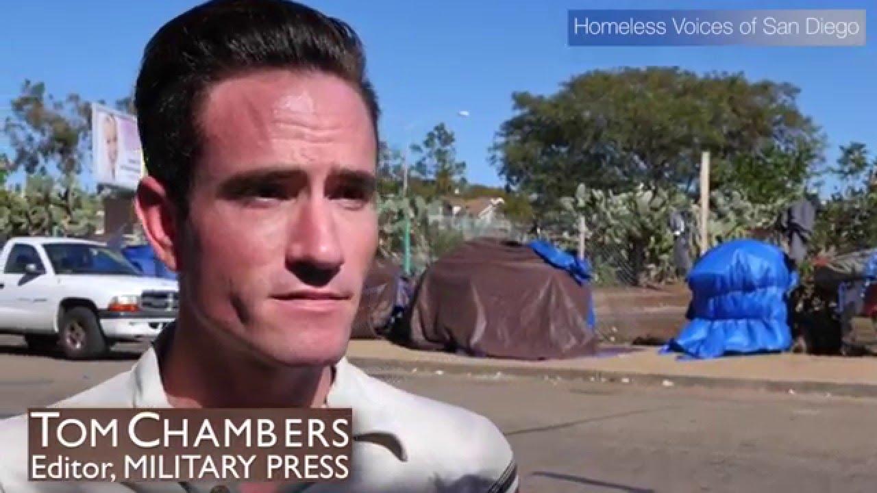 Tom Chambers Editor Military Press