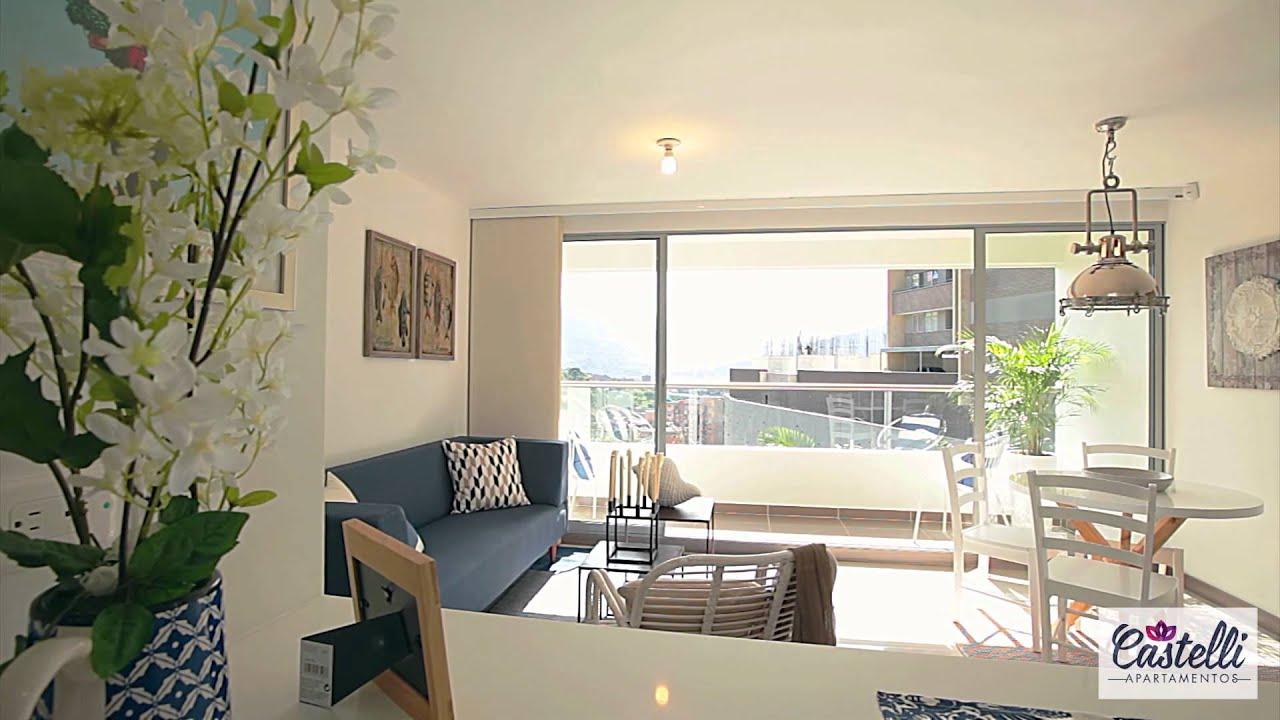 apartamento modelo castelli envigado medellin colombia