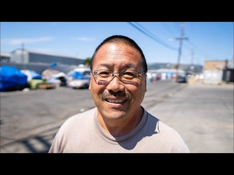 Homeless Man Lost Millions Now Lives in a Oakland Tent City