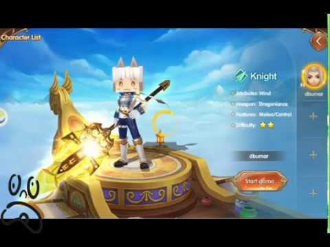 Light Chaser Android Gameplay (Open World MMORPG) 2019