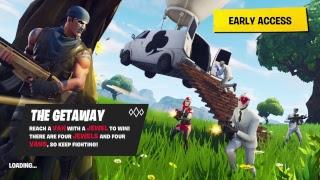 L'escapade ! 'NEW' Gamemode ' Fortnite Battle Royale