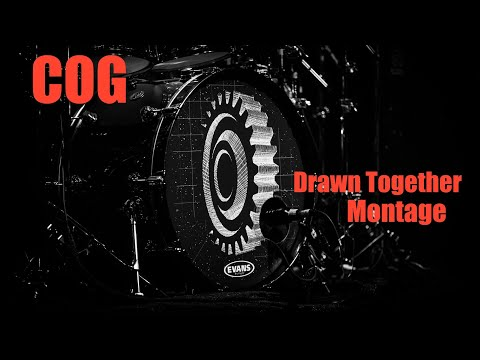 Cog - Drawn Together Tour Montage - Max Watts Melbourne 2019
