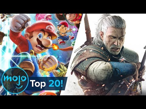 Top 20 Video Games Of The Decade