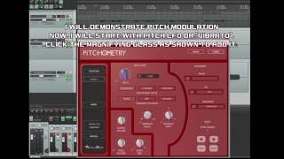 Pitchometry Basics - Aegean Music audio effects Pitch Shift Plug-in