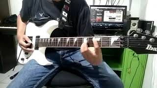 Gambar cover Mahal -  Meggy z : guitar cover by: Arnos kamjet
