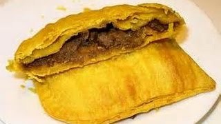 Qurich Jamaican Spicy Beef Patties