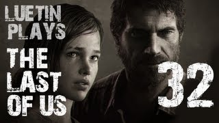 Luetin plays The Last of Us | ep 32 Enter the Darkness