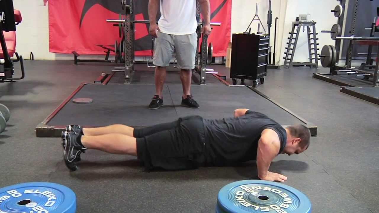 Plyometric Full Body Push-Up | Exercise com