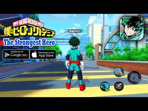 My Hero Academia: The Strongest Hero - CBT Gameplay (Android/IOS)