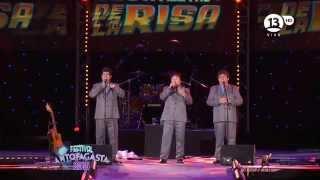 Los Atletas de la Risa - Festival de Antofagasta 2015 [HD]