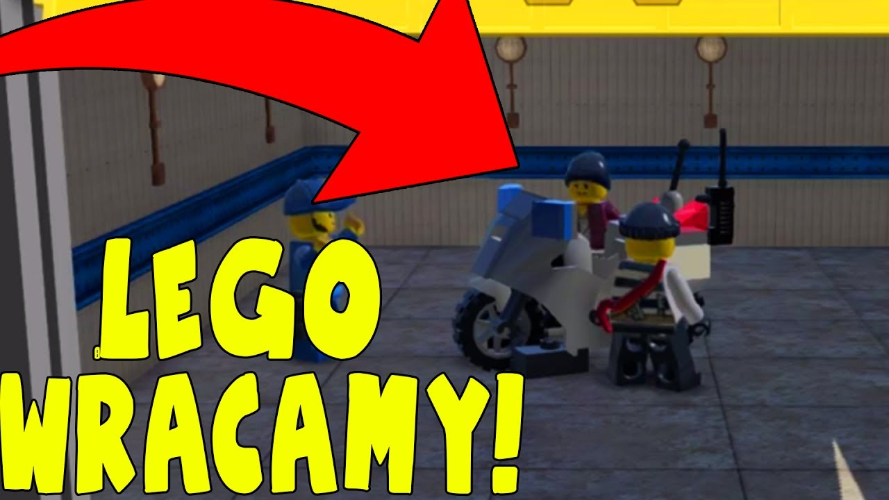 NAJLEPSZI POLICJANCI WRACAJĄ! | LEGO CITY UNDERCOVER #7 /Admiros & Hadesiak