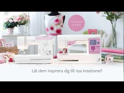Eden Rose™ Sewing Machines Svenska by HUSQVARNA VIKING®