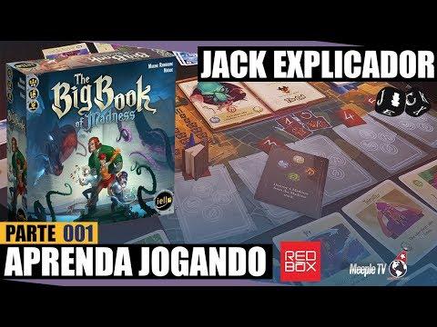 The Big Book of Madness - Parte 1 - Jack Explicador