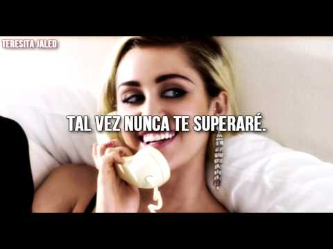 Miley Cyrus - I Get So Scared [Español]