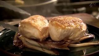 Рецепт от Гордона Рамзи - Цыпленок с цикорием и соусом марсала