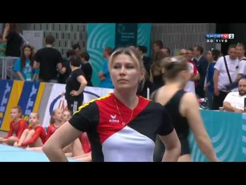 WC Koper Slovenia Gymnastics 2017 | EF Women's UB