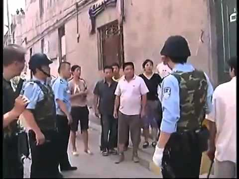 Chinese Police Search and Arrest Muslim Radicals