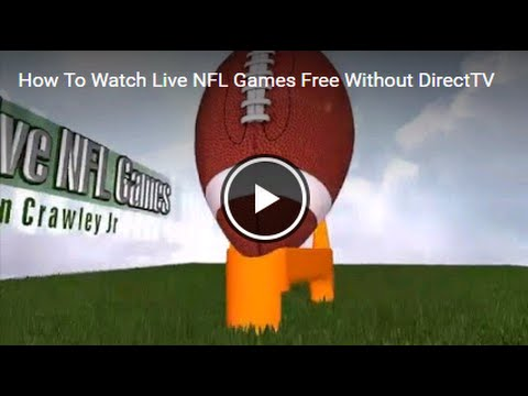 how to watch nfl live online free