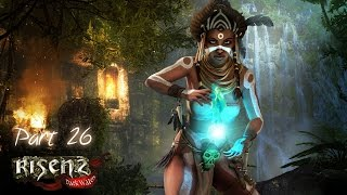 Gameplay Risen 2 Dark Waters Part 26 - Inquisition oder Eingeborene