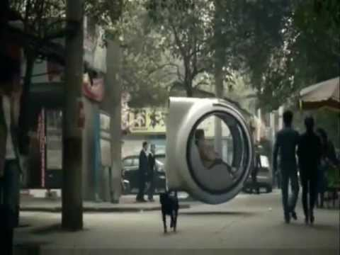 wow vw hover car concept youtube