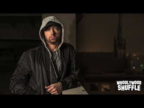 "Eminem Talks ""Revival"", Trump, and New Generation of Rappers with DJ Whoo Kid & Lord Sear"