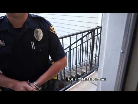 Kyle Lydell Canty Records Tucson Police Department Officer Denying him a Police Report (Part 1)