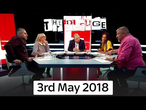 The Pledge | 3rd May 2018