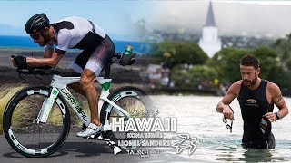 Final big training day for the Ironman World Championships. #nolimi...