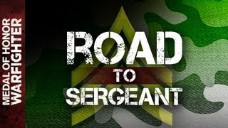 MoHW: Road to Sergeant - Game 12 (Ultra 1080p PC)