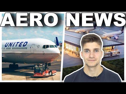 HAMBURG verliert UNITED & Passagiere - und baut trotzdem aus? AeroNews