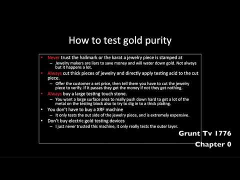 How to Open your own Coin/Gold Buying store. By a Coin Dealer