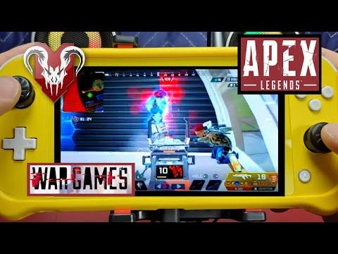 Auto Banner Gameplay - Apex Legends on Nintendo Switch Lite #27 |