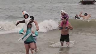 27th Annual Lewes Polar Bear Plunge
