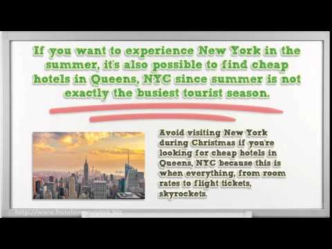 Best CHEAP hotels in queens new york city