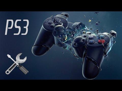 Чистка джойстика PS3