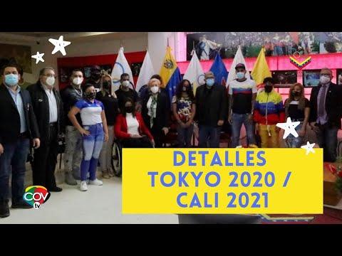 Venezuela sigue preparando Tokyo 2020 y Cali 2021