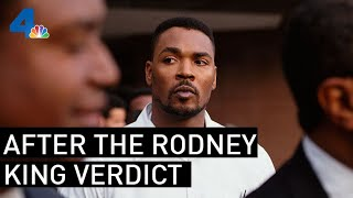 Raw Footage After the Verdict in the Rodney King Trial  | From the Archives | NBCLA