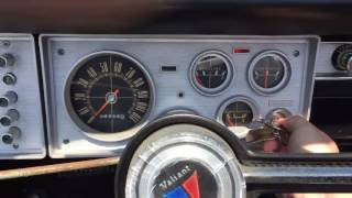 1964 Plymouth Valiant Signet Convertible Start Up