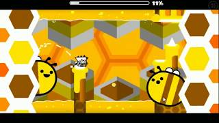 60hz b 100 by motleyorc very easy all coins geometry dash 2 1