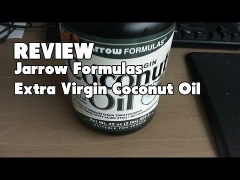 [REVIEW] Jarrow Formulas Extra Virgin Coconut Oil