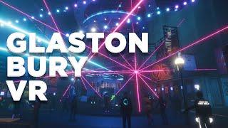 Inside Glastonbury's Insane VR Music Festival - Lost Horizon 2020 on Sansar