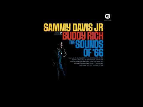 Sammy Davis & Buddy Rich - The Sounds of '66 ( Full Album )